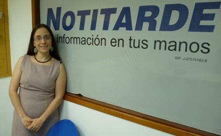 María Rosario Quintero.