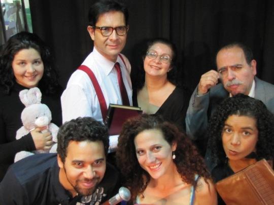 Grupo de Teatro Bagazos estrena El  Arbol de Salvatoris