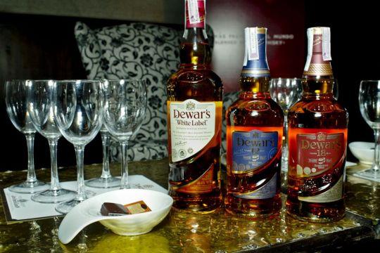 Dewar´s el blended Scotch whisky más premiado