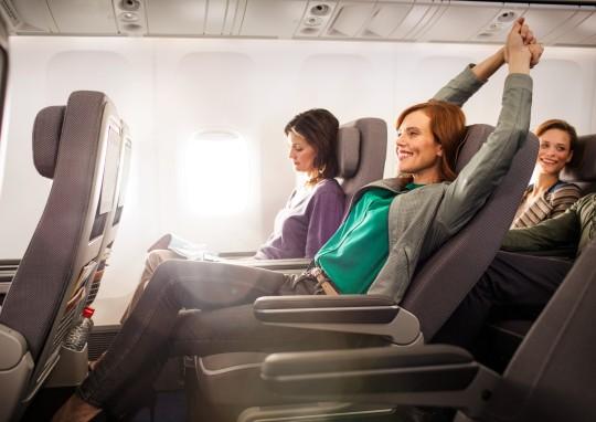 La nueva Premium Economy de Lufthansa despega antes de lo esperado