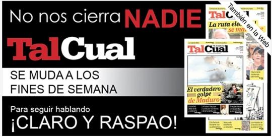TalCual FEB 15