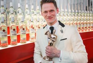 """El inglés Tom Walker ganó la competencia 2014 con su trago """"Maid in Cuba"""""""