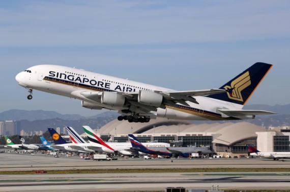 PressRelease 1° Singapore Airlines