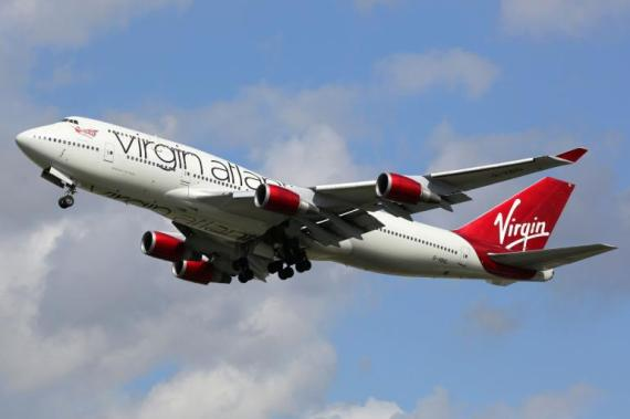 PressRelease 8° Virgin Atlantic Airways